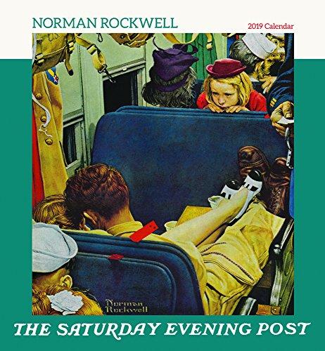 Norman Rockwell The Saturday Evening Post 2019 Calendar
