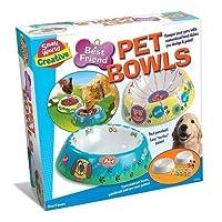 Small World Toys Creative - Best Friend Porcelain Pet Bowls 【You&Me】 [並行輸入品]