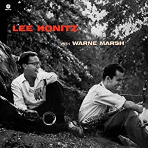 Lee Konitz With Warne Marsh [12 inch Analog]