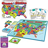 Game of The States, Can You Sell The Most From Coast To Coast? Game Board Game [並行輸入品]