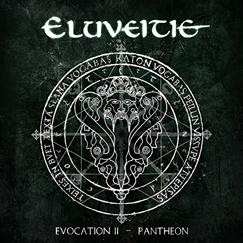 エルヴェイティ『イヴォケーション II ~ガリアの神々~』【初回限定盤CD+インストゥルメンタルCD(日本語解説書封入/歌詞対訳付)】