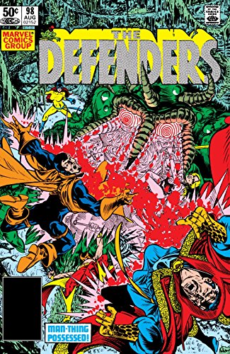 Download Defenders (1972-1986) #98 (English Edition) B01J4N19I0