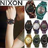 ニクソン NIXON 【1】A327-646 時計腕時計 タイムテラー アセテート べっ甲模様 メンズ レディース [並行輸入品]