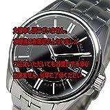 セイコー SEIKO プレサージュ 自動巻き メンズ 腕時計 SRP403J1 ブラック[並行輸入品]