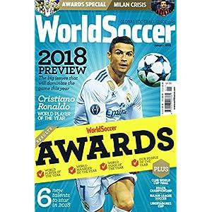World Soccer [UK] January 2018 (単号)