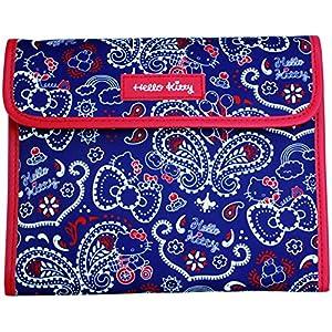 クーザ マルチケース ジャバラ キティ/ペイズリー SJM-2305 保険証・母子手帳・診察券・キャッシュカード等をまとめるのに便利なケース