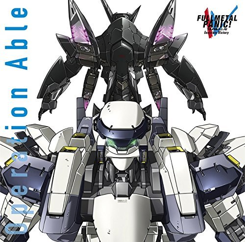 【早期購入特典あり】TVアニメ『フルメタル・パニック!Invisible Victory』OP/ED主題歌集「Operation Able」(A4クリアファイル付き)
