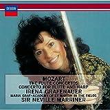 モーツァルト:フルートとハープのための協奏曲、フルート協奏曲第1番、第2番、アンダンテ K.315