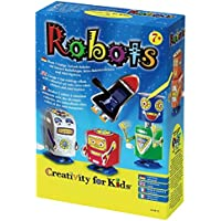 ファーバーカステル Creativity for Kids ぜんまいロボットキット 180852