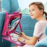 子供の3個入りディズニープリンセス車アクティビティBoard Game Travelingデスクメッセンジャーバッグ