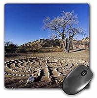 3drose LLC 8x 8x 0.25インチマウスパッド、Ojo Caliente New Mexico USA Julien Mcroberts ( MP _ 92741_ 1)
