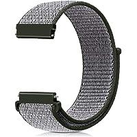 腕時計バンド 20mm 22mm Runostrich 時計バンド ループナイロンバンド NATOストラップに似通る 工…