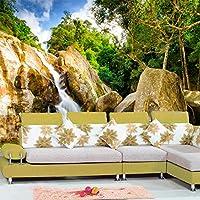 Sproud Visual 風景画風景の木大きなリビングルームのソファテレビの壁の壁画壁紙背景の壁紙 350 Cmx 245 Cm