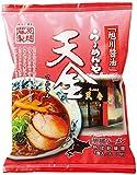藤原製麺 らーめんや天金旭川醤油(乾燥) 126g×10袋