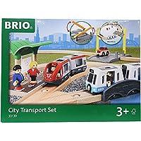 BRIO レールウェイ シティトランスポートセット 33139