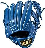 ZETT(ゼット) 少年野球 軟式 グラブ (グローブ) グランドメイト オールラウンド ピッチャー 内野手 外野手 右投用 ブルー(2300) LH BJGB76810