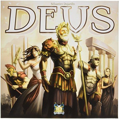 Deus Board Game by Asmodee