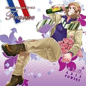 ヘタリア キャラクターCD Vol.5 フランス