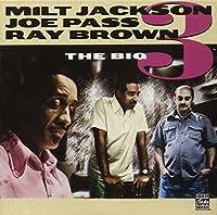 The Big 3 by Milt Jackson (1994-04-30)