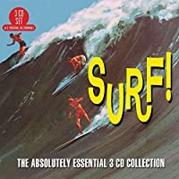 Surf: Absolutely Essential 3cd Collection by VARIOUS ARTISTS