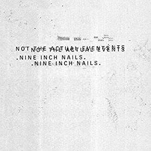 NOT THE ACTUAL EVENTS [CD]