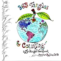 365 Tangles & Counting...: A Zentangle Workbook