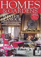 Homes and Gardens [UK] January 2018 (単号)