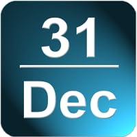 ステータスバーにカレンダー日