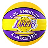 バスケットボール 7号球 屋外用 ロサンゼルス・レイカーズ NBA公認 バスケ バスケット 83-510Z