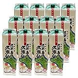 泡盛(お買い得12本)久米島の久米仙 30度 紙パック1800ml×12本
