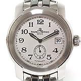 [ボーム&メルシエ]BAUME & MERCIER メンズ腕時計 ケープランド デイト MV045221 シルバー文字盤【中古】