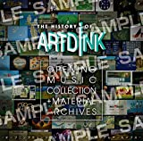 THE HISTORY OF ARTDINK -OPENING MUSIC COLLECTION + MATERIAL ARCHIVES-