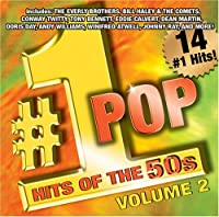 Number 1 Pop Hits of the 50s 2