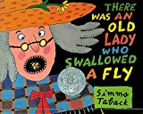 There Was an Old Lady Who Swallowed a Fly (Caldecott Honor Book)
