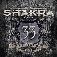 33: The Best Of (double CD digipak) by Shakra (2014-05-03)