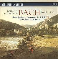 Brandenburg Concertos 1 2 & 3
