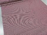 市松模様 レッド赤 スケアー生地       |生地|布地|和柄|和風|日本|