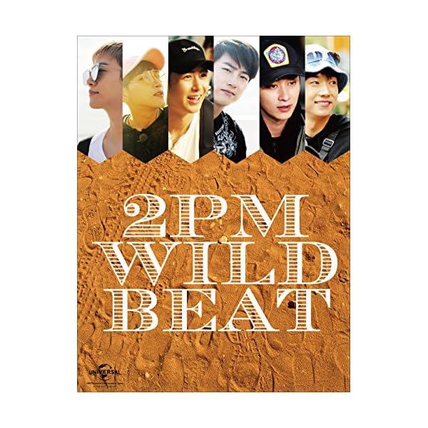 2PM WILD BEAT~240時間完全密着!...の商品画像