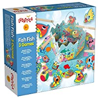 Fish Fish, 3 Deluxe Games in 1