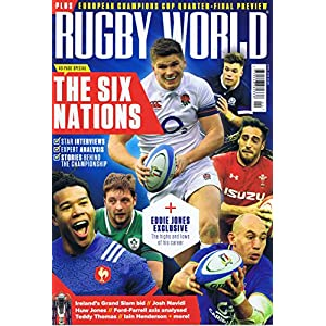 Rugby World [UK] April 2018 (単号)
