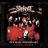 Slipknot: 10th Anniversary Deluxe Box Set Edition/+DVD/+M T-Shirt