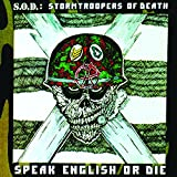 SPEAK ENGLISH OR DIE (30TH ANNIVERSARY EDITION) (IMPORT)