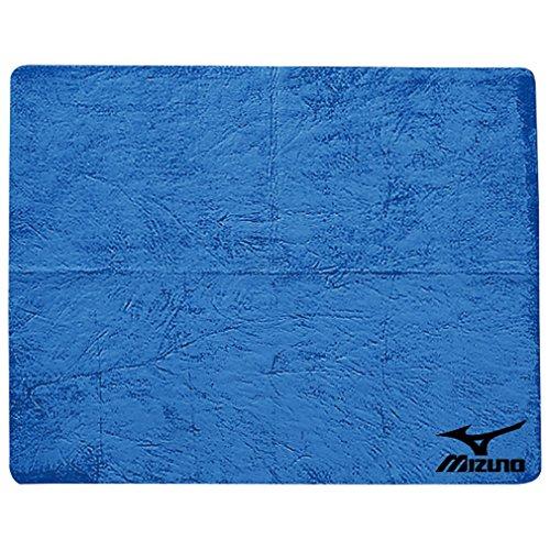 MIZUNO(ミズノ) スイムタオル 高吸水 セームタオル 85ZT75127 ブルー プール 水泳