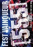 FEST VAINQUEUR 5th Anniversary [555]-five- 2015.11.2 大阪BIG CAT LIVE DVD(在庫あり。)