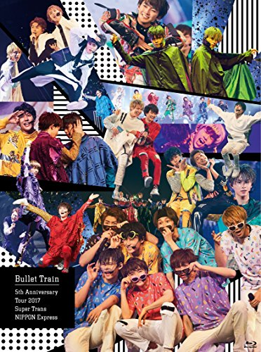 Bullet Train 5th Anniversary Tou...[Blu-ray/ブルーレイ]