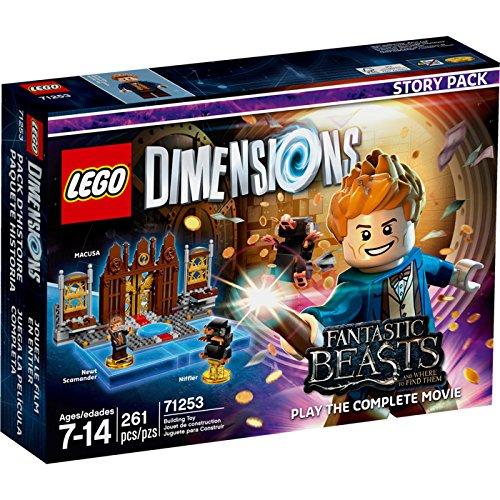 LEGO Dimensions レゴ ディメンションズ2016 ファンタスティック・ビーストと魔法使いの旅 ストーリーパック 71253 [並行輸入品]