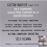 小澤征爾: マーラー交響曲全集 14枚組 画像
