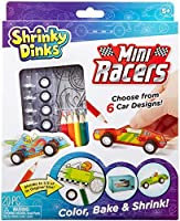 Shrinky Dinks Mini Racers Activity Set [並行輸入品]