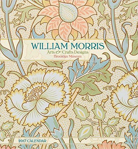 William Morris Arts & Crafts Designs 2017 Calendar