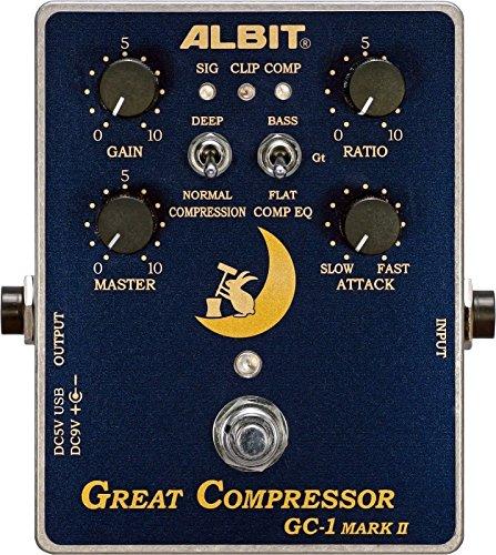[해외]ALBIT GC-1 MARK II [GREAT COMPRESSOR]/ALBIT GC - 1 MARK II [GREAT COMPRESSOR]